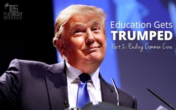 Education Trumped Pt. 2 Common Core
