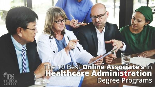 Online Associate' In Healthcare