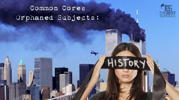 Common Core' Orphaned Subjects History