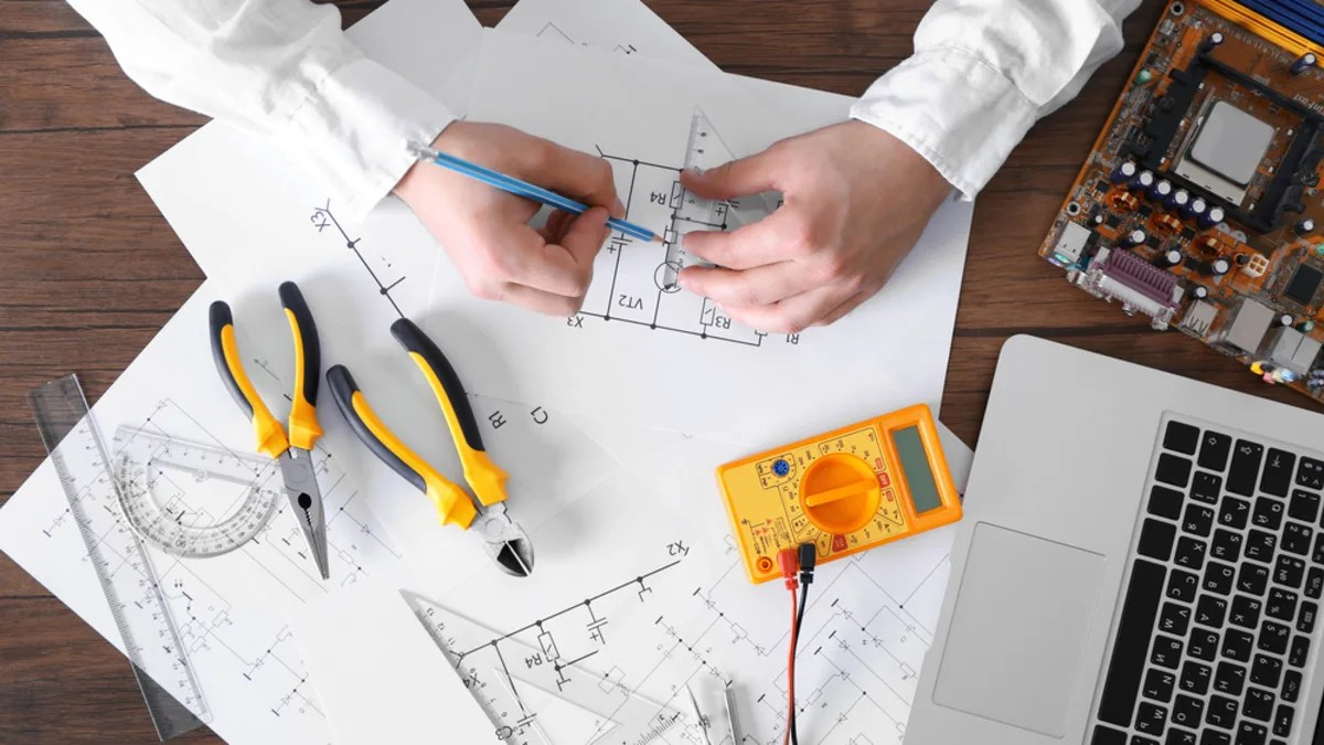 hight resolution of electrical engineering plan of study