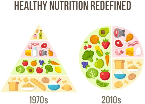 small resolution of the updated chart isn t cluttered with images of the food types themselves and my plate is more transparent than the original pyramid