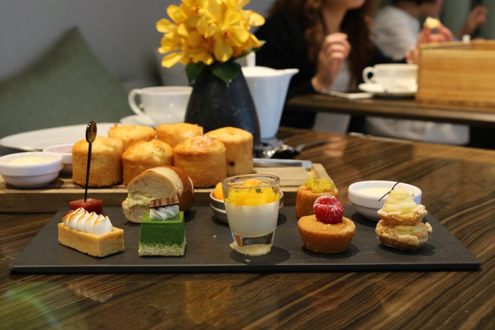 The New Summer Afternoon Tea at Seasons | Foodie Hong Kong
