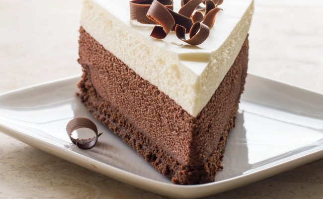 Triple Chocolate Mousse Cake Cook S Illustrated