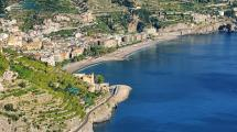 Amalfi Coast Maiori Italy