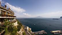 Hotel Bristol Sorrento Bay Of Naples
