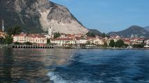 Baveno Lake Maggiore Italy