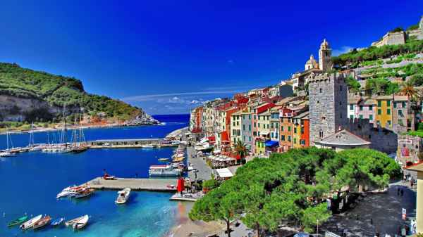 Gulf of La Spezia Holidays La Spezia and Portovenere