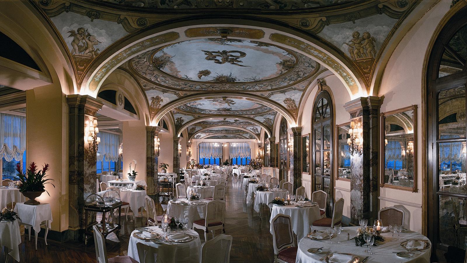 Grand Hotel Excelsior Vittoria Sorrento Bay of Naples