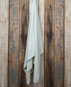 Mint_Striped_Turkish_Towel