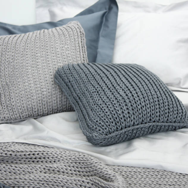 NATURAL TRICOT BY POEMO DESIGN : Letti e testate di POEMO DESIGN