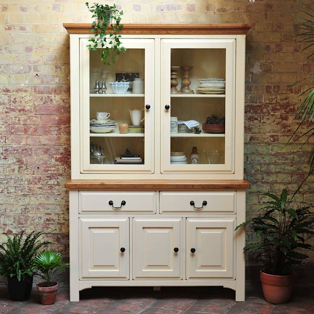 Westbury Painted Kitchen Dresser : Dressers & sideboards by The Cotswold Company