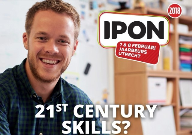 IPON publicity poster