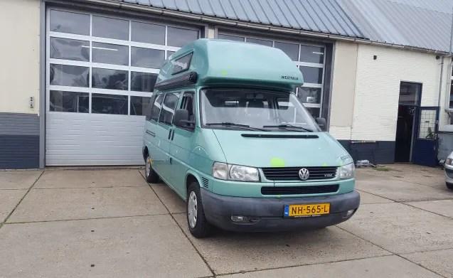 Volkswagen CaliforniaExclusive met luifel 4 persoons  2