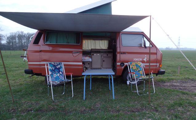 Choco  Choco Retro vakantiebus voor de ultieme roadtrip
