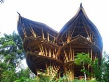 Bali Bamboo House