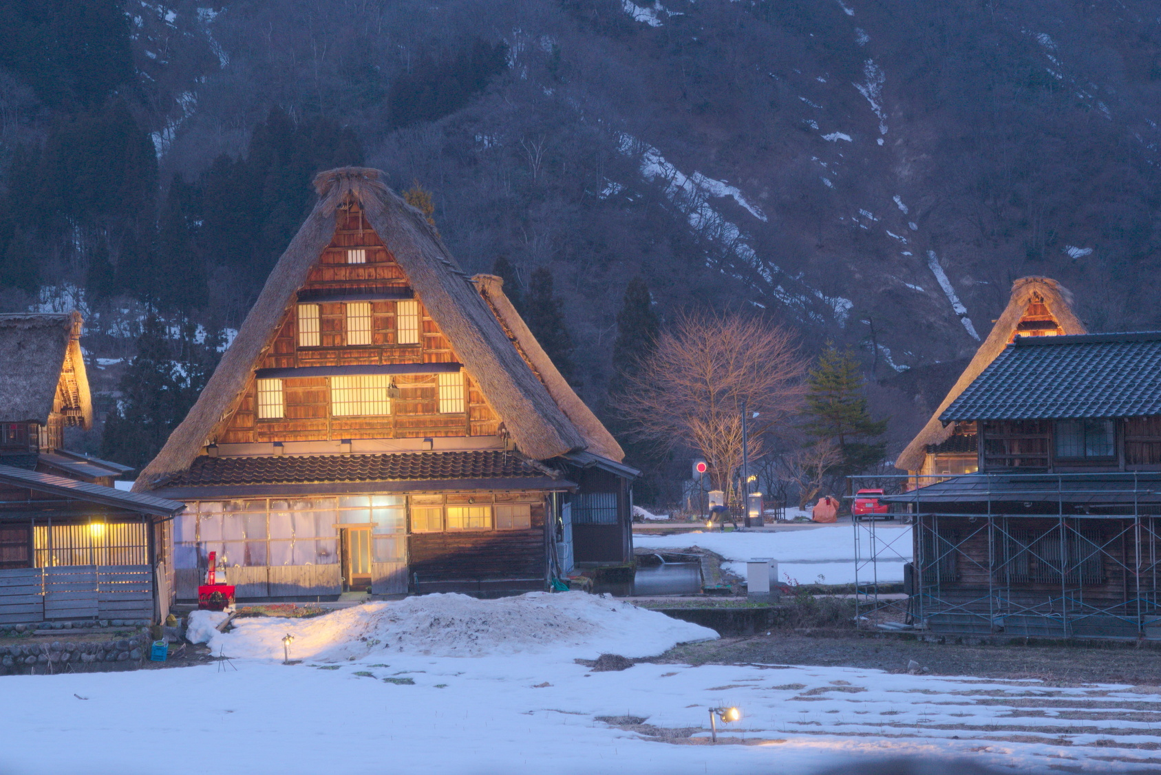 Visit The World Famous Farmhouses Of Shirakawa Go Voyagin