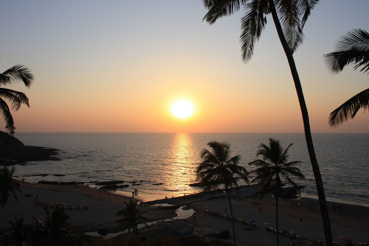 A Romantic Rendezvous In Goa