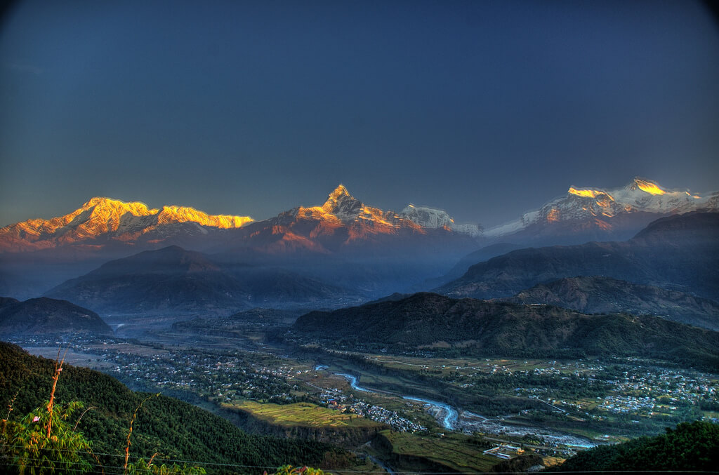 Sunrise Nepal Jai