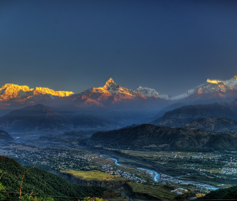 Sunrise Nepal Jai