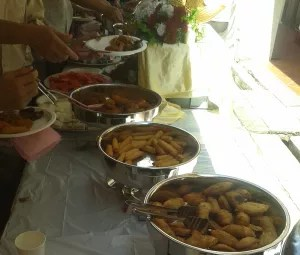 buffet breakfast lebuh cannon catering penang