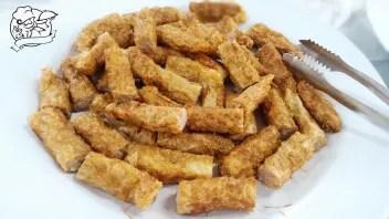 Georgetown Festival Fried Yam Lobak