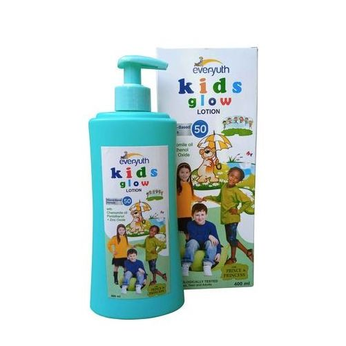 Ever-yuth Kids Glow Lotion