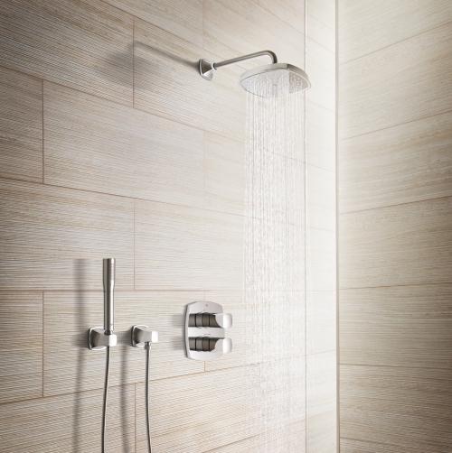 Wie Eine Unterputzarmatur Eine Dusche Aufwertet