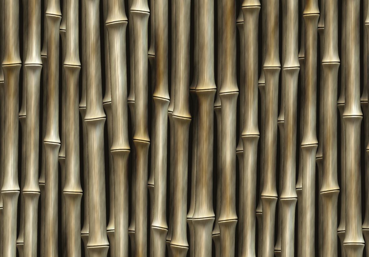 Bambus Sichtschutz Terrasse