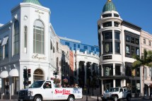 Celebrity Homes & Rodeo Drive Shopping Tour Hop