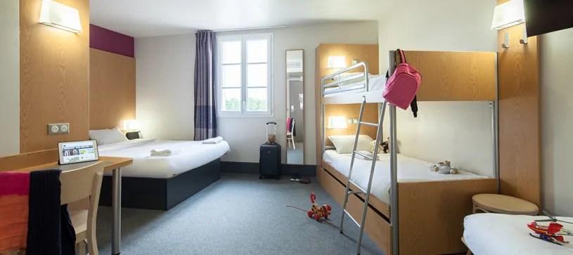 Cheap B B Hotel Near To The Disneyland Paris Theme Parks