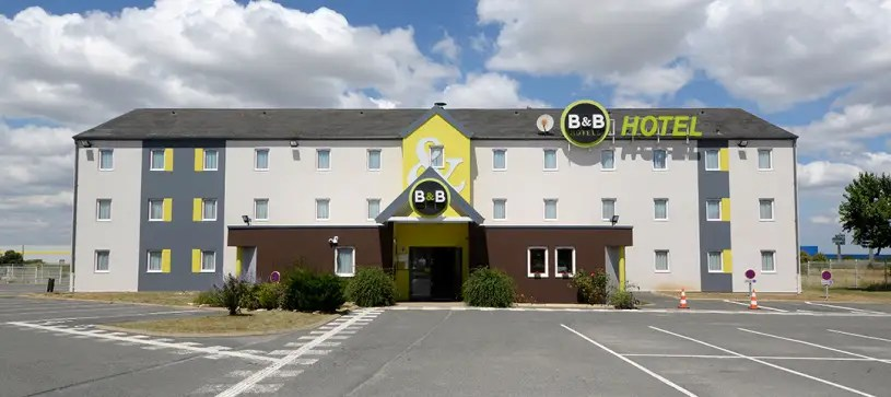 b b hotel bourges 1 near bourges