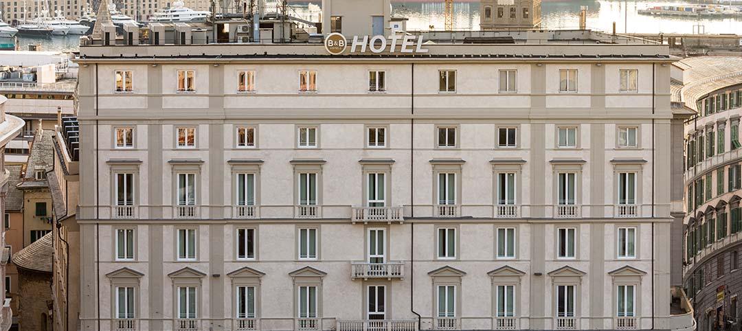 B B Hotel Genova Cheap Hotel Near The Station Of Genova