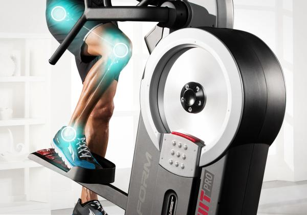 Smart Hiit Cardio Trainer - Elliptical Stepper Proform