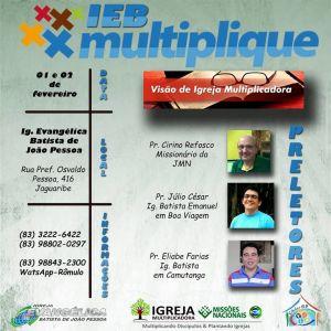 Seminário IEB Multiplique 2019 8