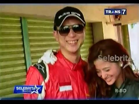 Johnson Yaptonaga dan Dewi Persik Source Trans7