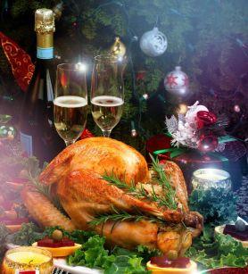 Hardrock Christmas Buffet Dinner