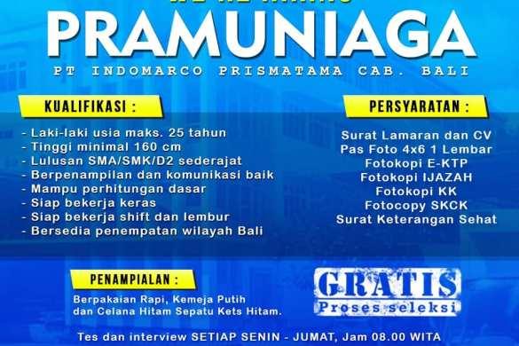 Loker_Indomaret_Pramuniaga