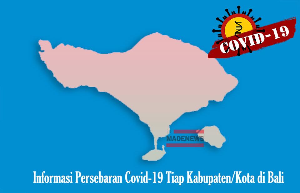 Daftar Website Informasi Persebaran Covid-19 Tiap Kabupaten/Kota di Bali