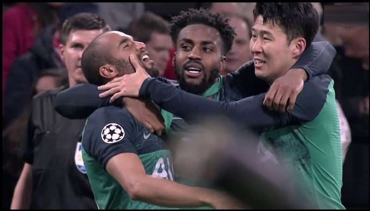 Menang Dramatis, Tottenham Hotspur Maju ke Final Liga Champions