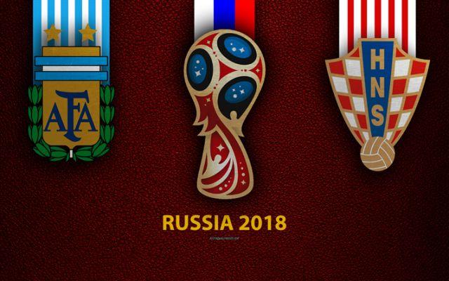 argentina vs kroasia piala dunia 2018