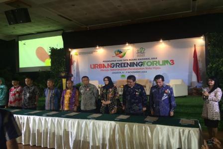 JEMBRANA, Jadi Pilot Project Kota Hijau Di BALI