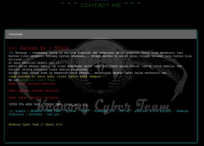 Situs MPR di Retas