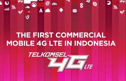 Telkomsel_4G_LTE