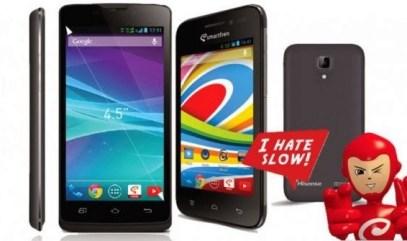 Harga dan Spesifikasi HP Android Murah Smartfren