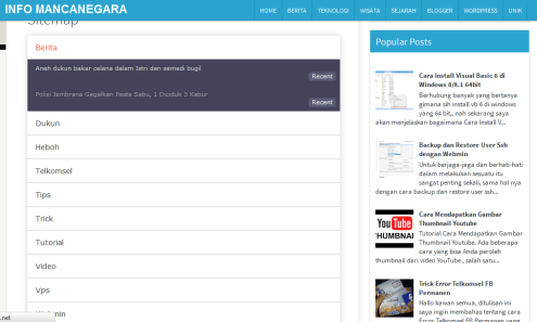 SitemapBlogger-accordion