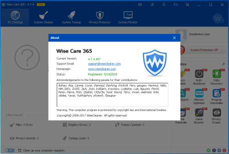 wise care 365 pro giveaway imadenews
