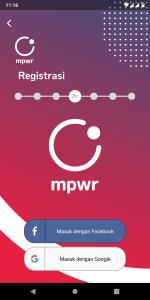 Registrasi MPWR