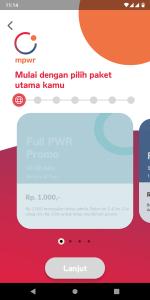Pilih Paket promo MPWR