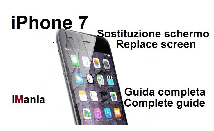fixit sostituzione schermo iphone 4