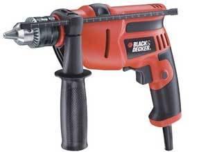 Black & Decker KR554RE 550-Watt Hammer Drill Machine